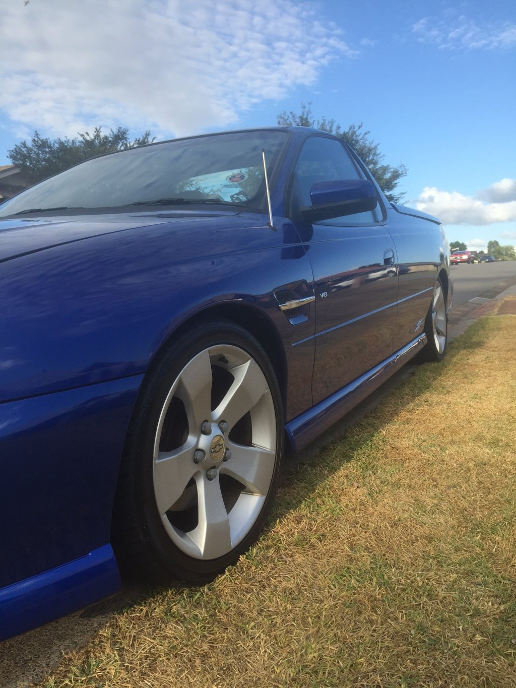 2005 Holden Commodore SSZ VZ