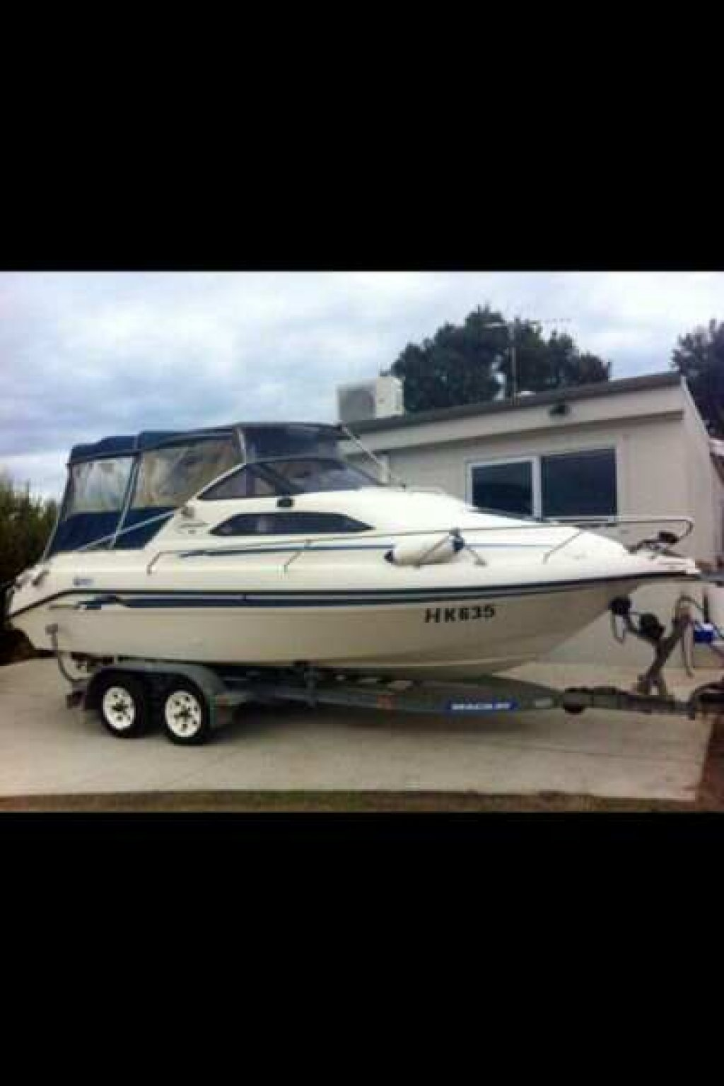 2002 Whittley Voyager