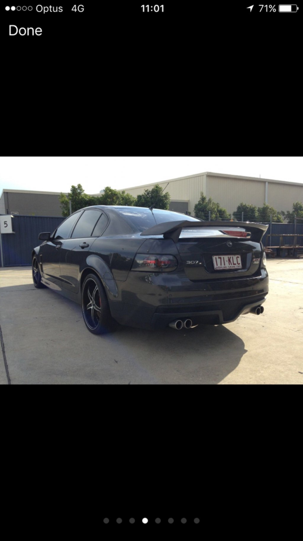 2007 Holden Commodore SS VE My09.5