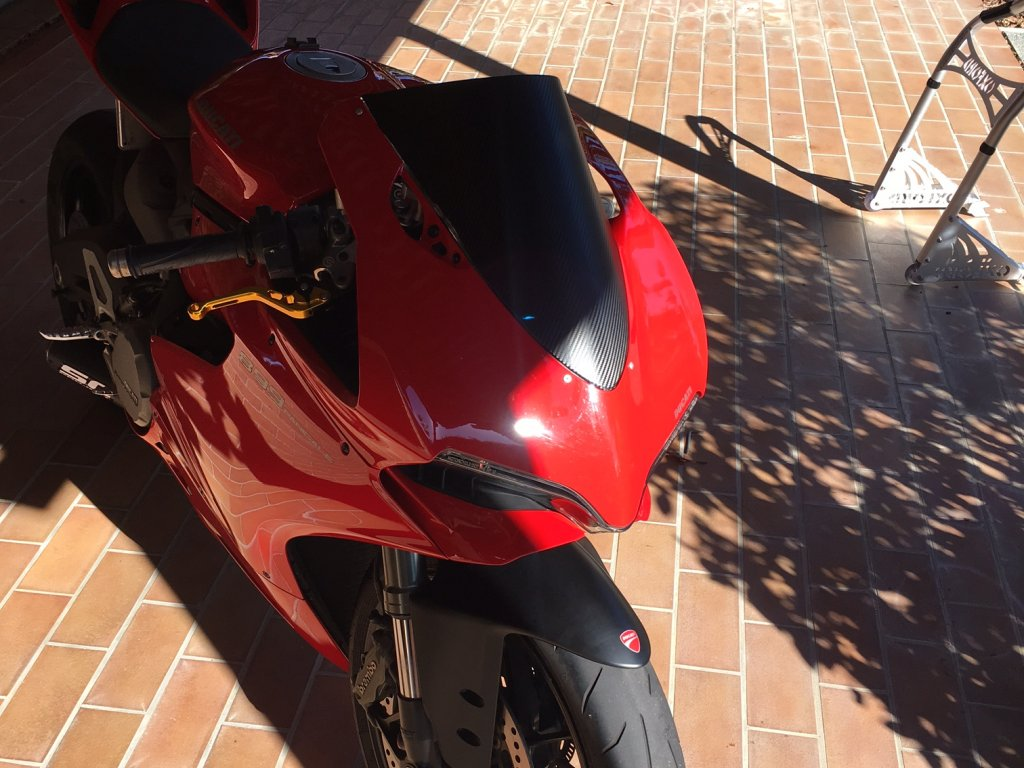 2015 Ducati 899 Panigale MY14