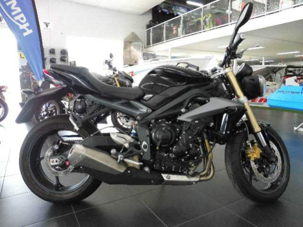 2014 Triumph Street Triple ABS Road Naked
