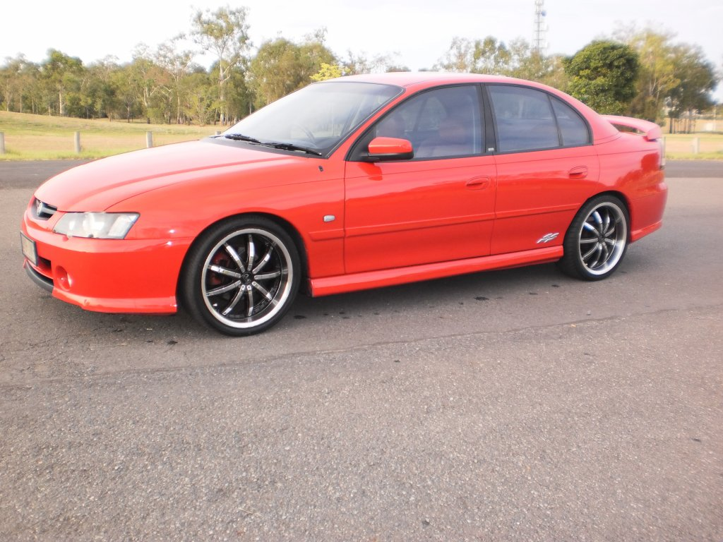 2003 Holden Commodore SS VYII