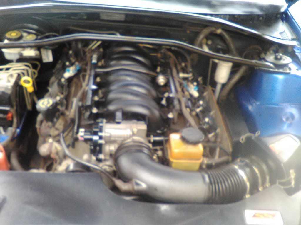2004 Holden Commodore SS VZ