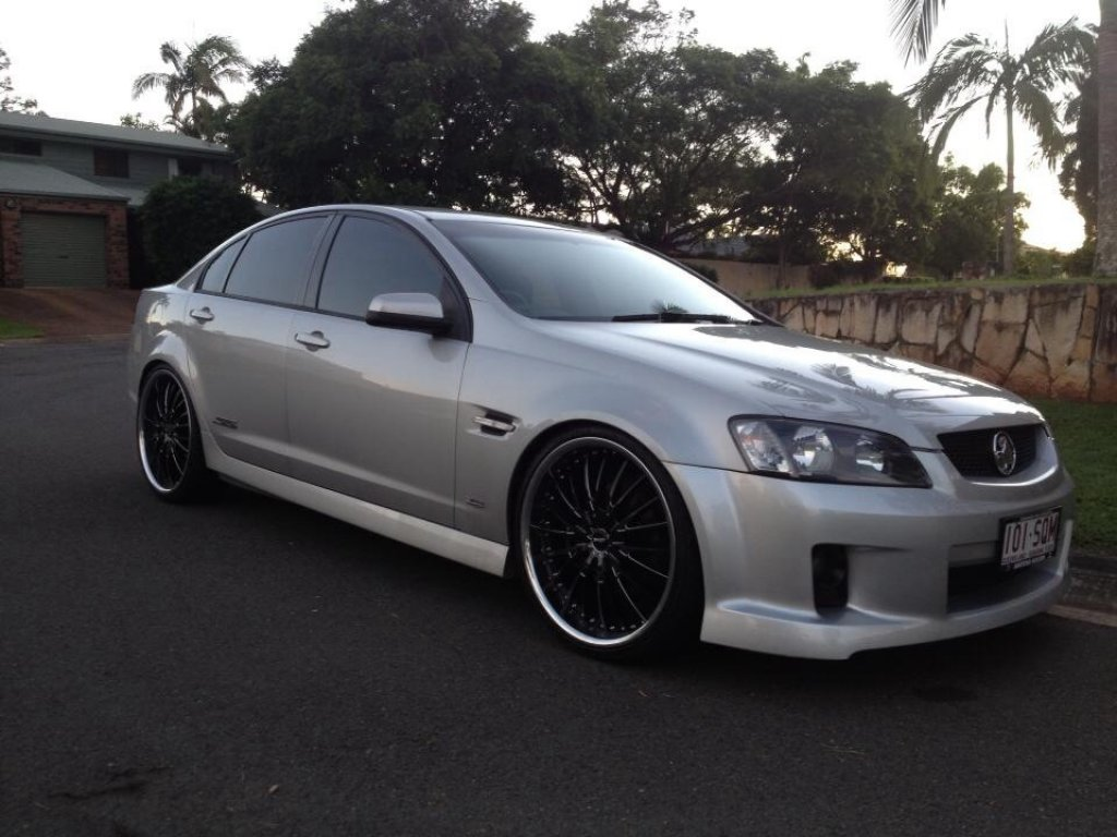 2007 Holden Commodore SS VE MY09