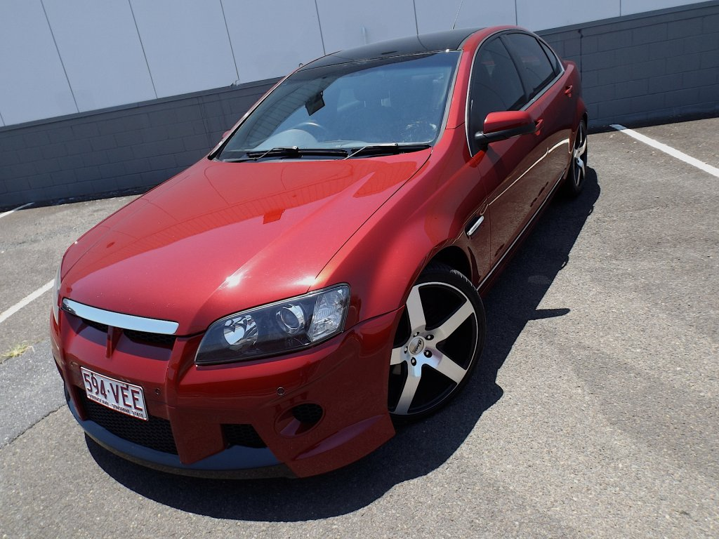 2007 Holden Commodore SV6 VE