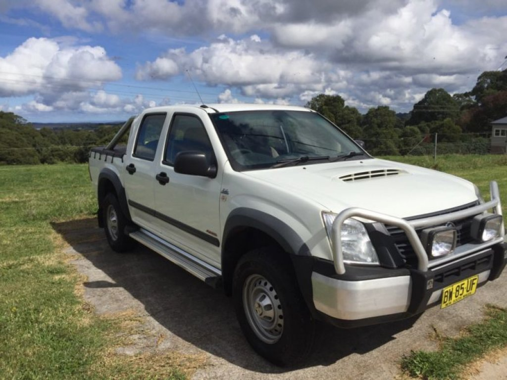 2007 Holden Rodeo LX (4X4) RA