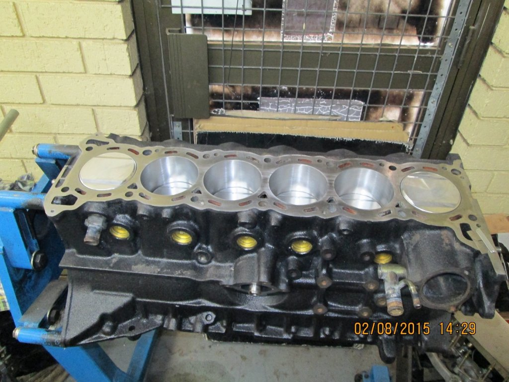 Forged RB25 Engine For Sale