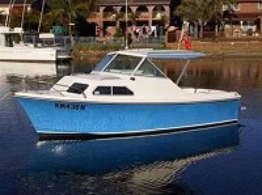 1984 Cruise Craft 580