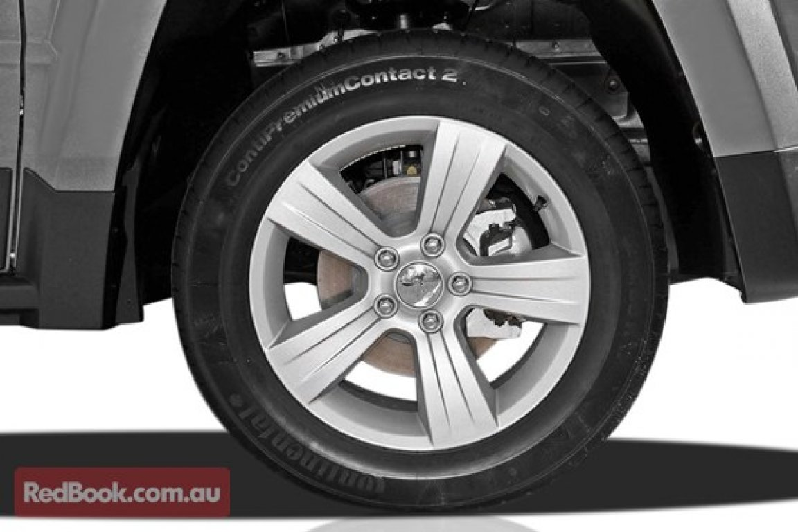 2KMS Old Jeep Rims and Tyres
