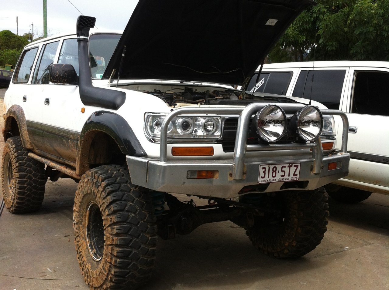 1995 toyota landcruiser gxl 4x4 boostcruising. Black Bedroom Furniture Sets. Home Design Ideas