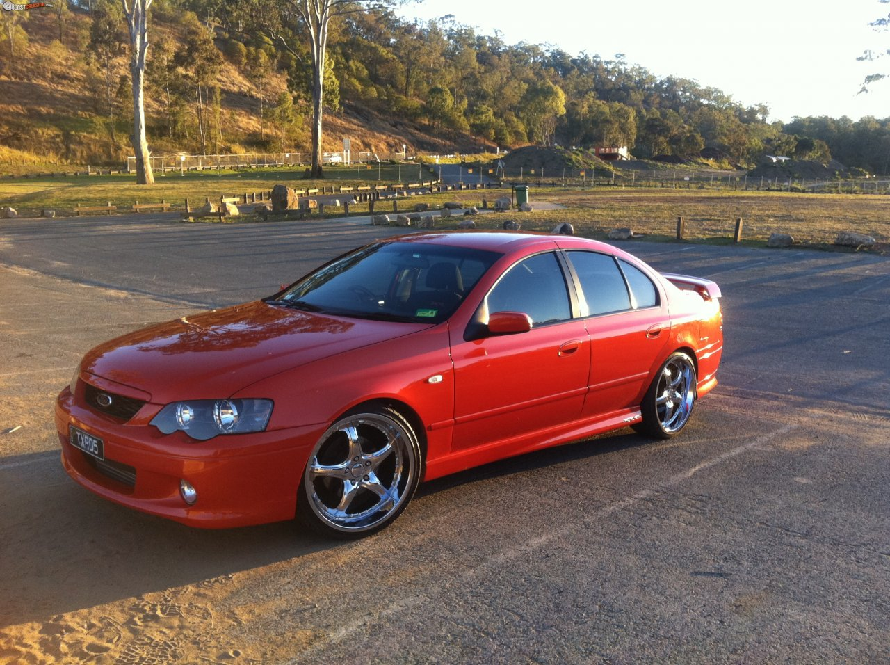 2005 ford falcon xr6 turbo mkii boostcruising. Black Bedroom Furniture Sets. Home Design Ideas