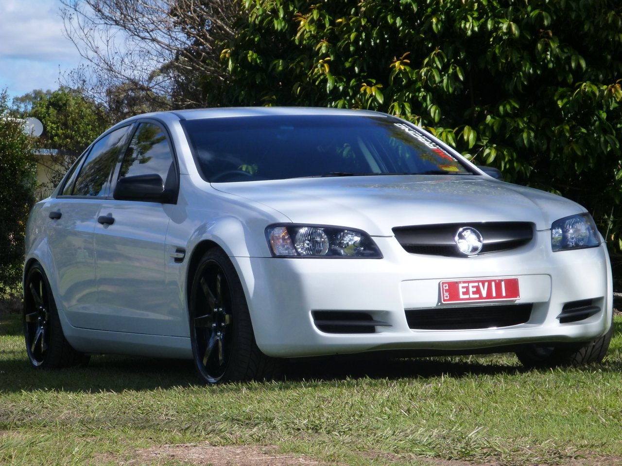 2006 holden commodore omega ve related infomationspecifications 2006 holden commodore omega ve qld brisbane vanachro Choice Image