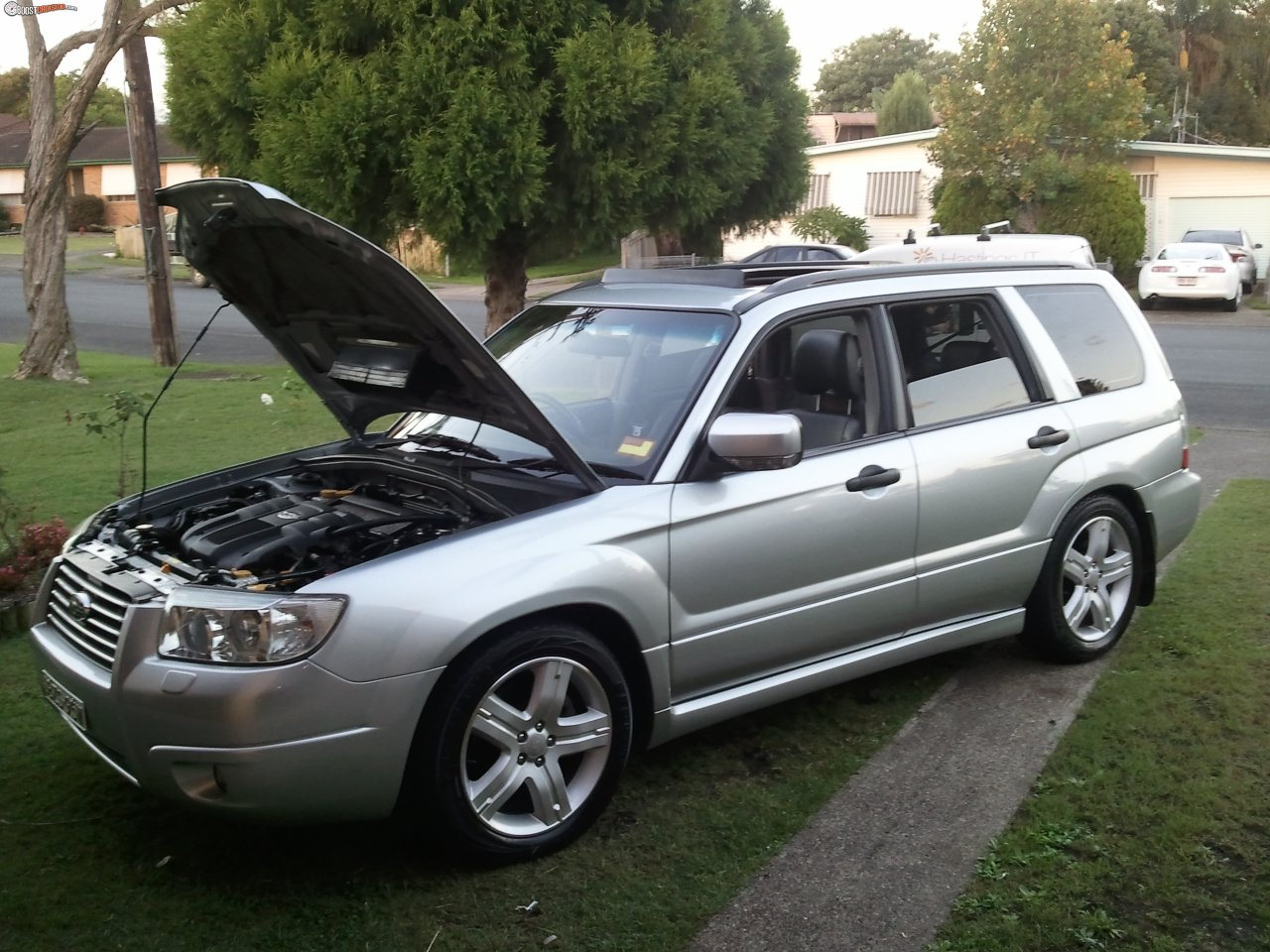 2006 subaru forester xt luxury my06 boostcruising. Black Bedroom Furniture Sets. Home Design Ideas
