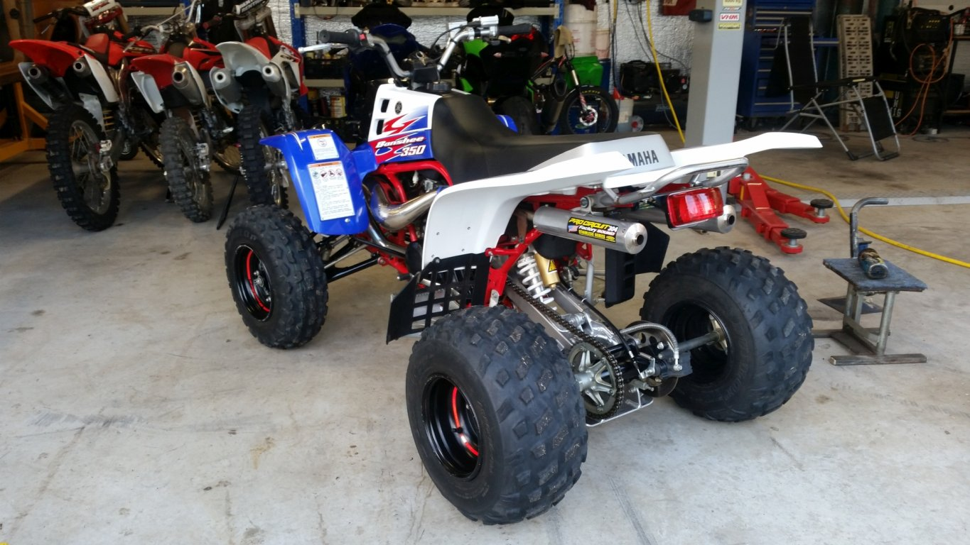 yamaha banshee 350 39 s for sale on boostcruising it 39 s free and it works. Black Bedroom Furniture Sets. Home Design Ideas