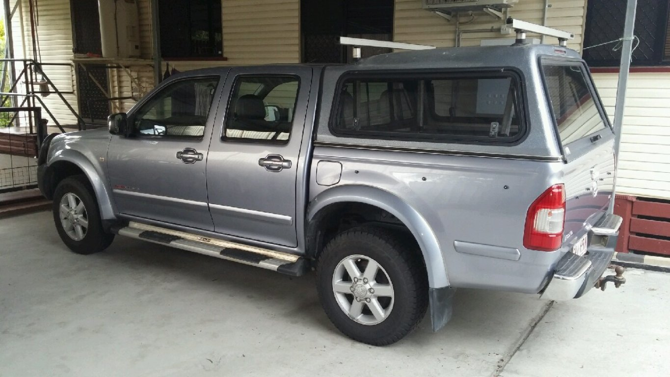 2003 Holden Rodeo