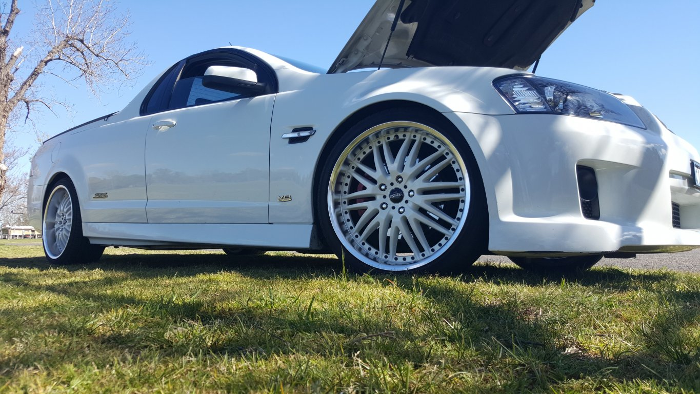 2009 Holden Commodore SS-V VE MY09