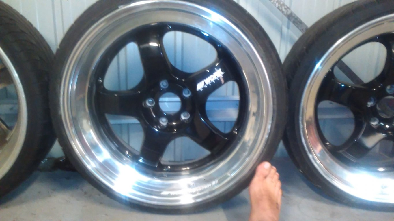 20 INCH Work Miesters S1