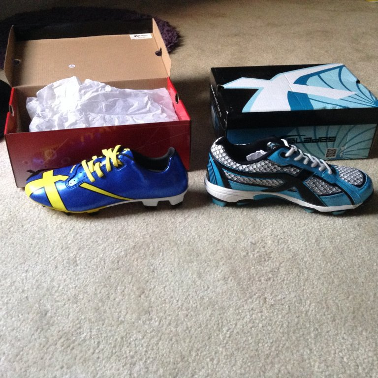 Brand New Sports Boots/trainers