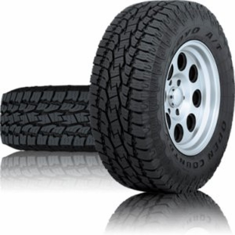TOYO Open Country A/T II 95% Tread. SET of 4. 225/70/16