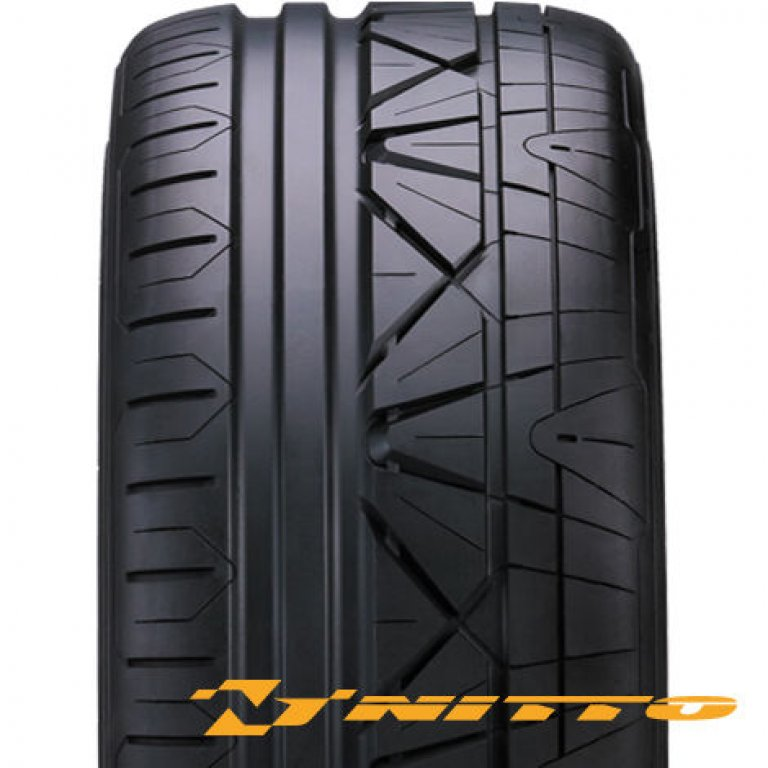 2 X 245/35/20 Nitto INVO Luxury SEMI Slick Street Tyres XR6 Ford Turbo