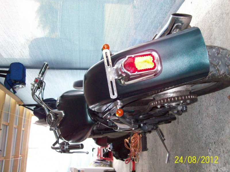 Kawasaki Vulcan Parts Brisbane