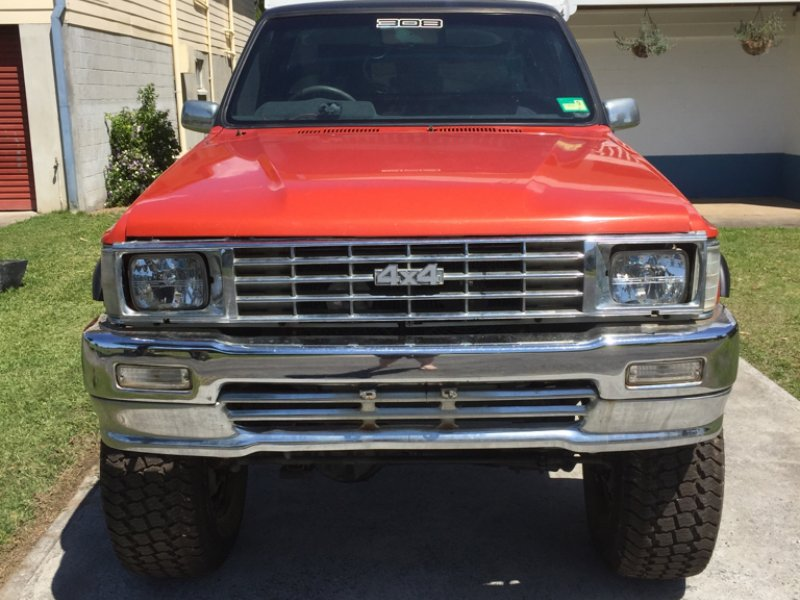 1985 toyota hilux for sale or swap nsw northern rivers 2914132. Black Bedroom Furniture Sets. Home Design Ideas