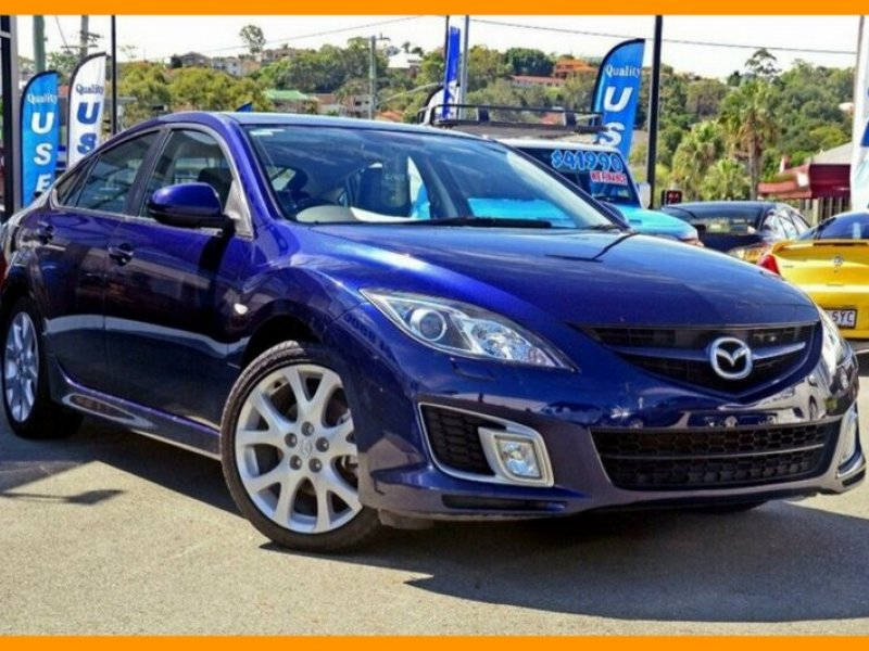 Cheap Used Jet Skis For Sale >> Zupps - Subaru Used Cars - 2007 Mazda MAZDA6 Luxury Sports GG 05 Upgrade For Sale | QLD ...