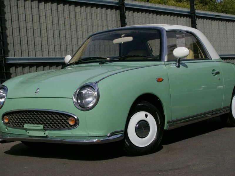 Motorman Imports 1991 Nissan Figaro For Sale Qld