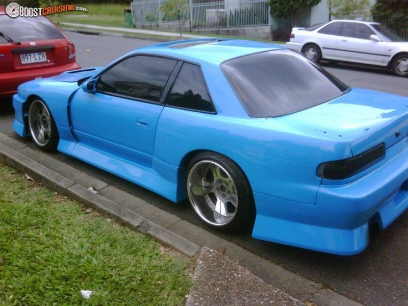 Nissan S13 14 Full Widebody Drifter For Sale Qld Brisbane