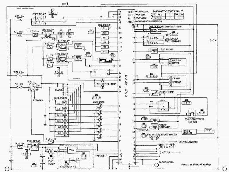 Ca18det Wiring Diagram Diagrams Get Free Image About: Ca18det Wiring Diagram At Anocheocurrio.co