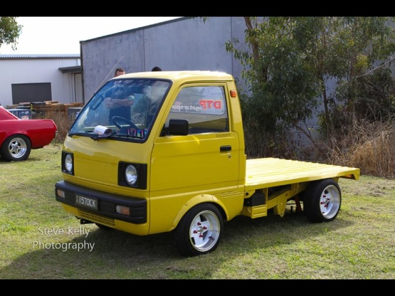 Suzuki Carry Ute For Sale