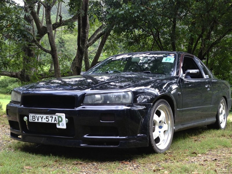 1998 r34 skyline for sale in autos post. Black Bedroom Furniture Sets. Home Design Ideas