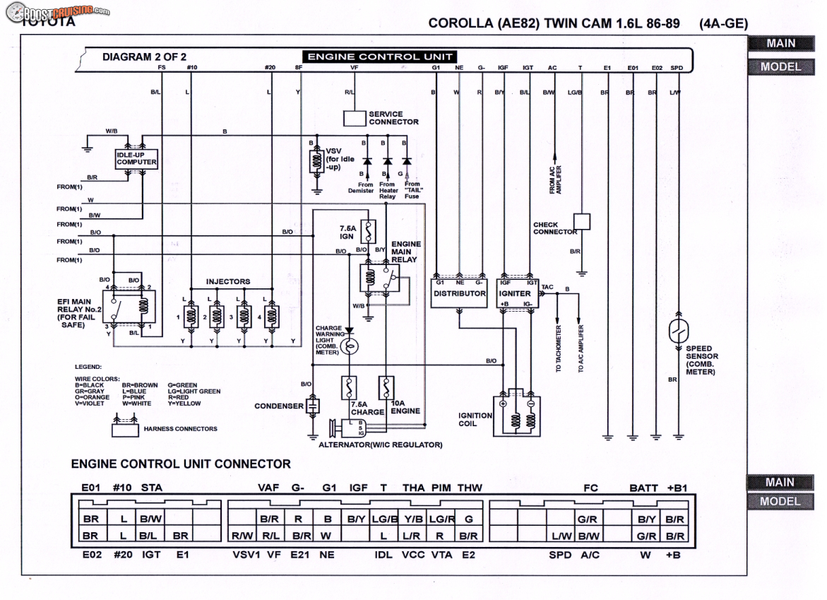 4age 20v blacktop ecu wiring diagram wiring diagrams 4age 20v ecu wiring diagram schematics and diagrams