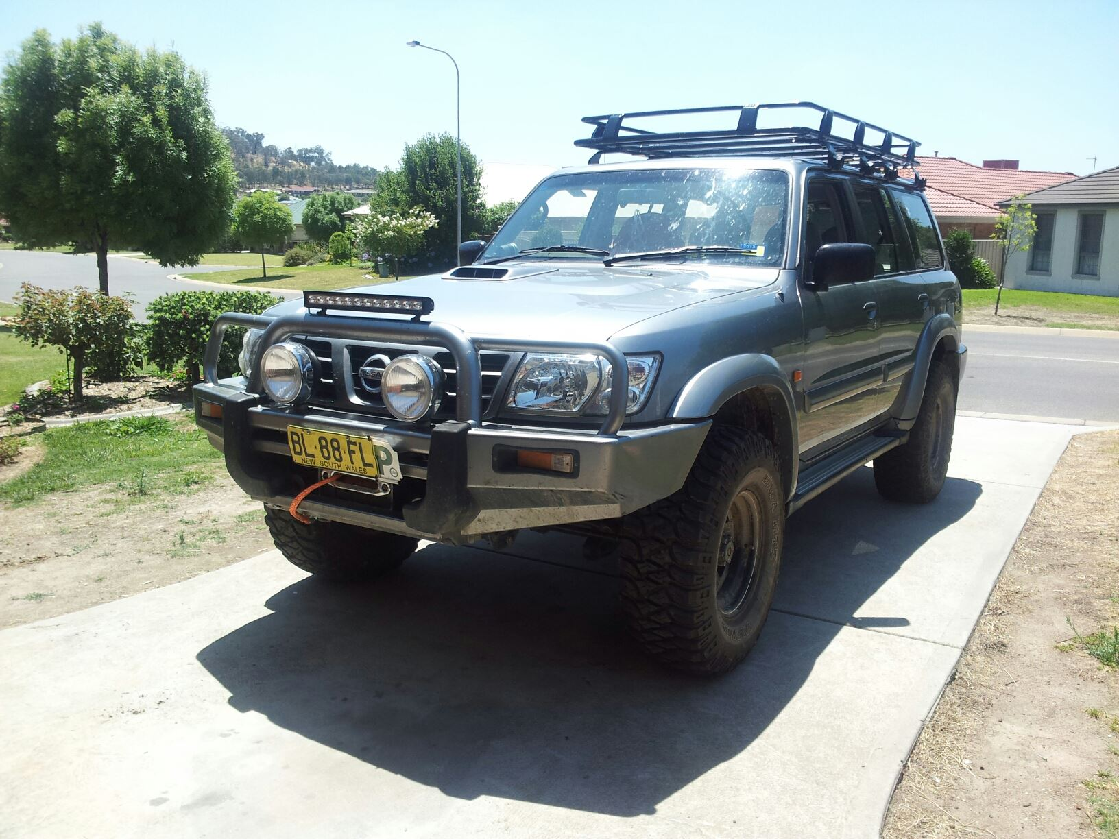 2004 nissan patrol st l 4x4 gu iii boostcruising. Black Bedroom Furniture Sets. Home Design Ideas