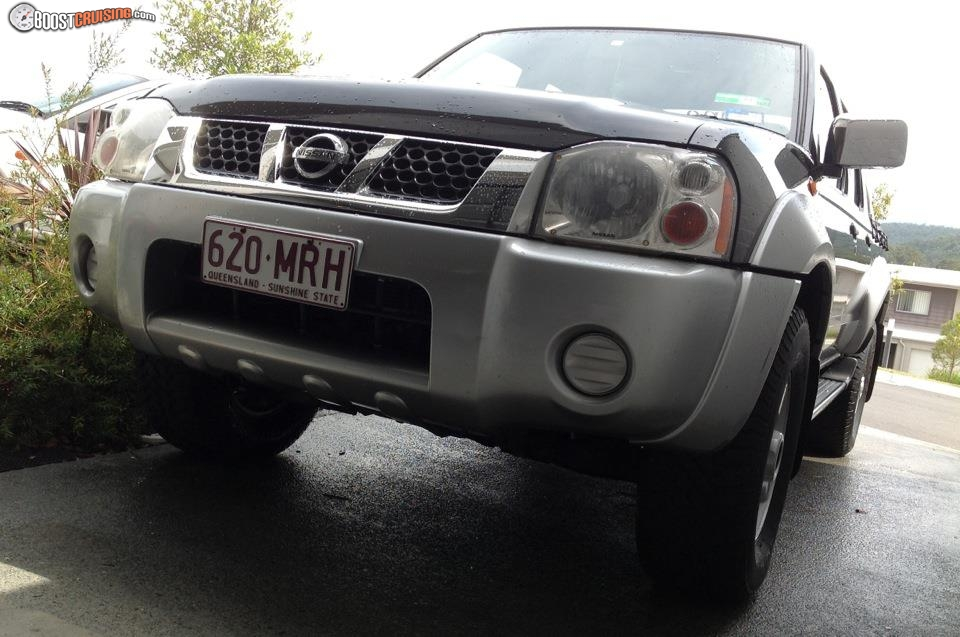 2005 nissan navara st r 4x4 d22 boostcruising. Black Bedroom Furniture Sets. Home Design Ideas