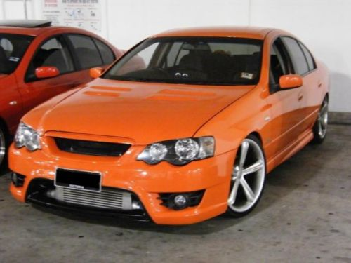 2003 ford falcon xr6 turbo boostcruising. Black Bedroom Furniture Sets. Home Design Ideas