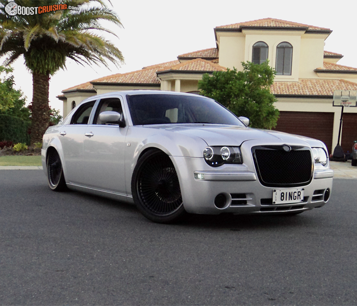2008 Chrysler 300c Hemi Boostcruising