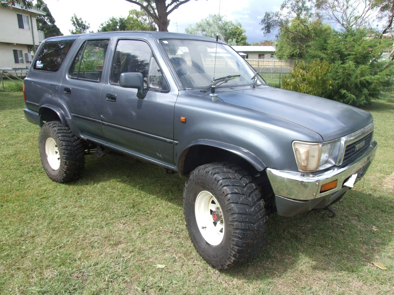 1991 toyota hilux 4runner 1991 4runner aussie model boostcruising. Black Bedroom Furniture Sets. Home Design Ideas