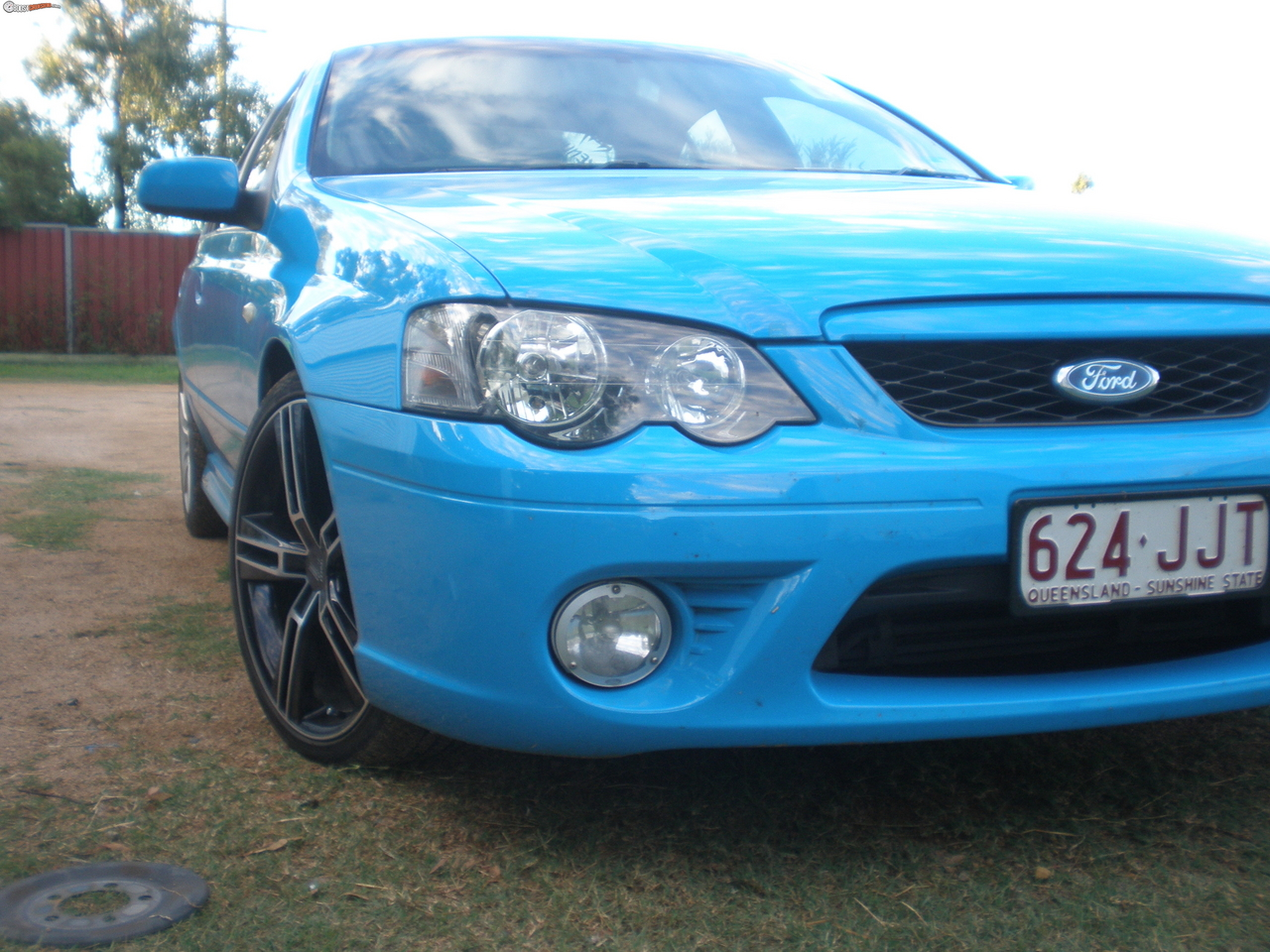 how to turn off ford xr6