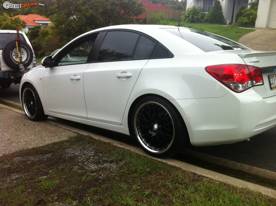 2011 Holden Cruze Ser Ii Cd Boostcruising