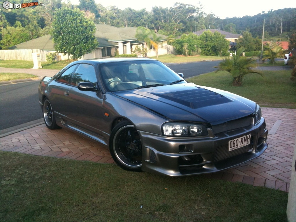 1994 nissan skyline r33 4 boostcruising. Black Bedroom Furniture Sets. Home Design Ideas