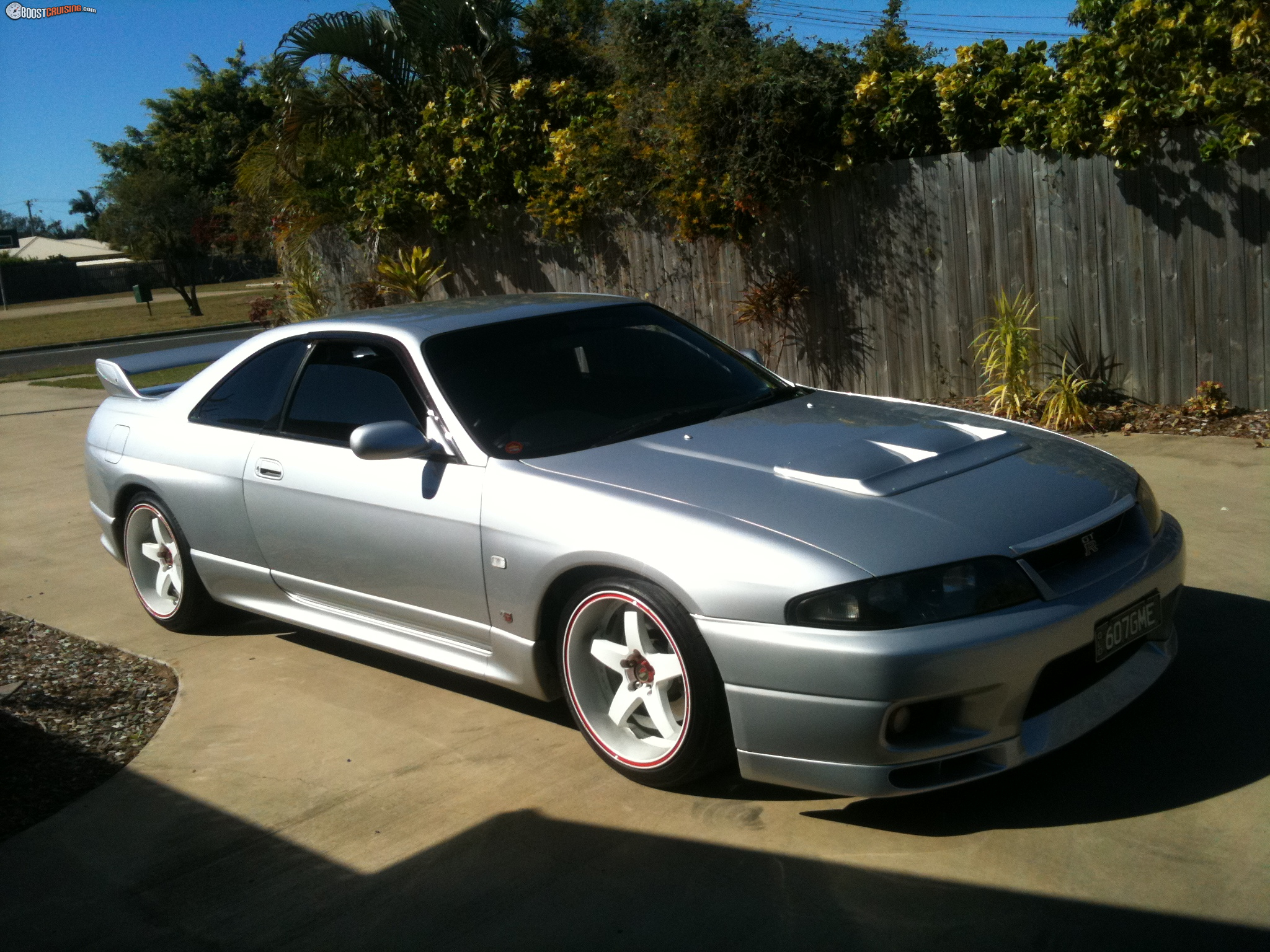 1995 nissan skyline r33 gtr vspec boostcruising. Black Bedroom Furniture Sets. Home Design Ideas