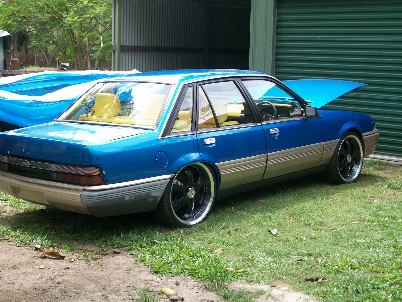 1988 Holden Commodore Vl Turbo Boostcruising