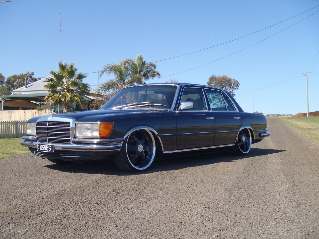 1978 mercedes 450se 116 boostcruising. Black Bedroom Furniture Sets. Home Design Ideas