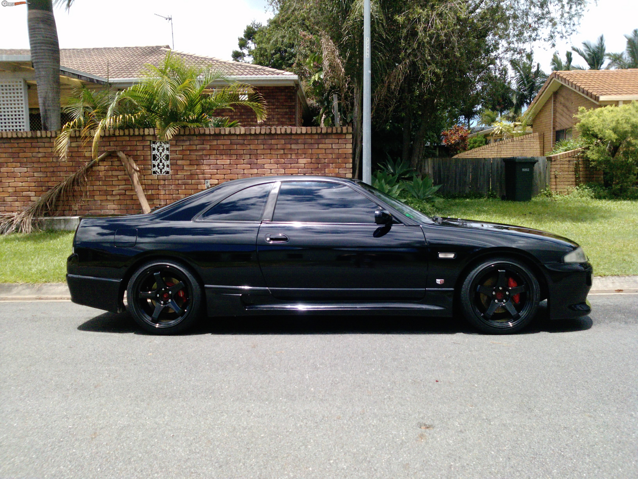 1993 nissan skyline r33 gtst boostcruising. Black Bedroom Furniture Sets. Home Design Ideas