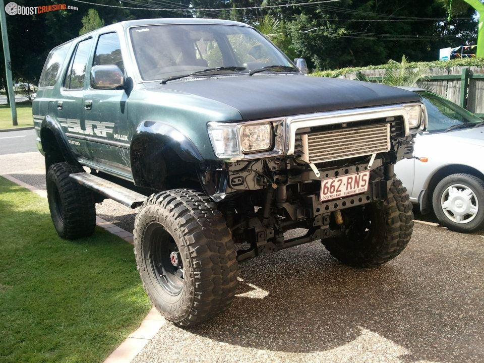1989 Toyota Hilux Surf Ssr Limited - BoostCruising