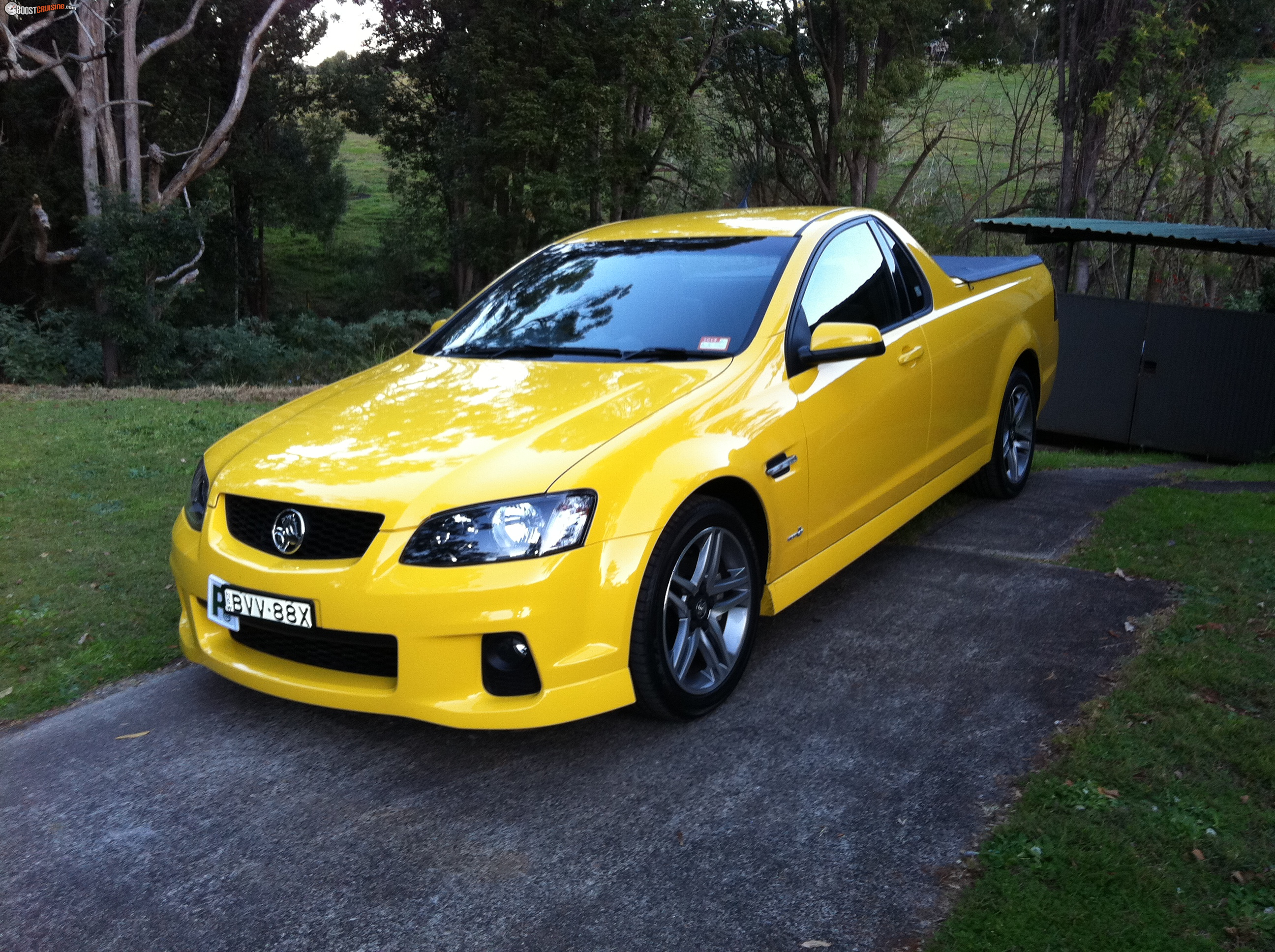 2011 Holden Ute Sv6 Boostcruising