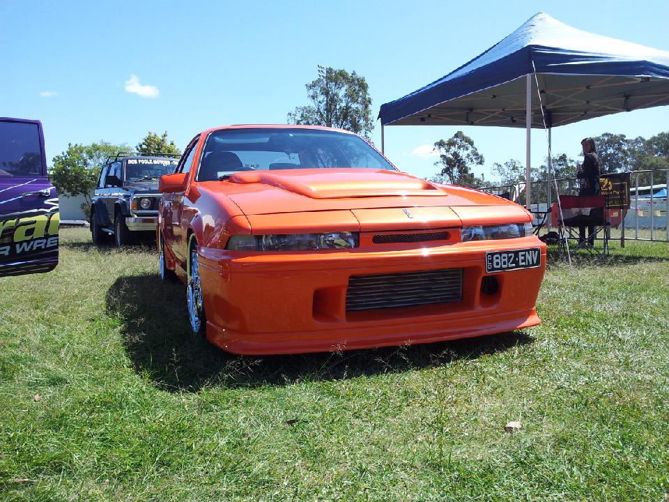 1988 Holden Commodore Vl Boostcruising