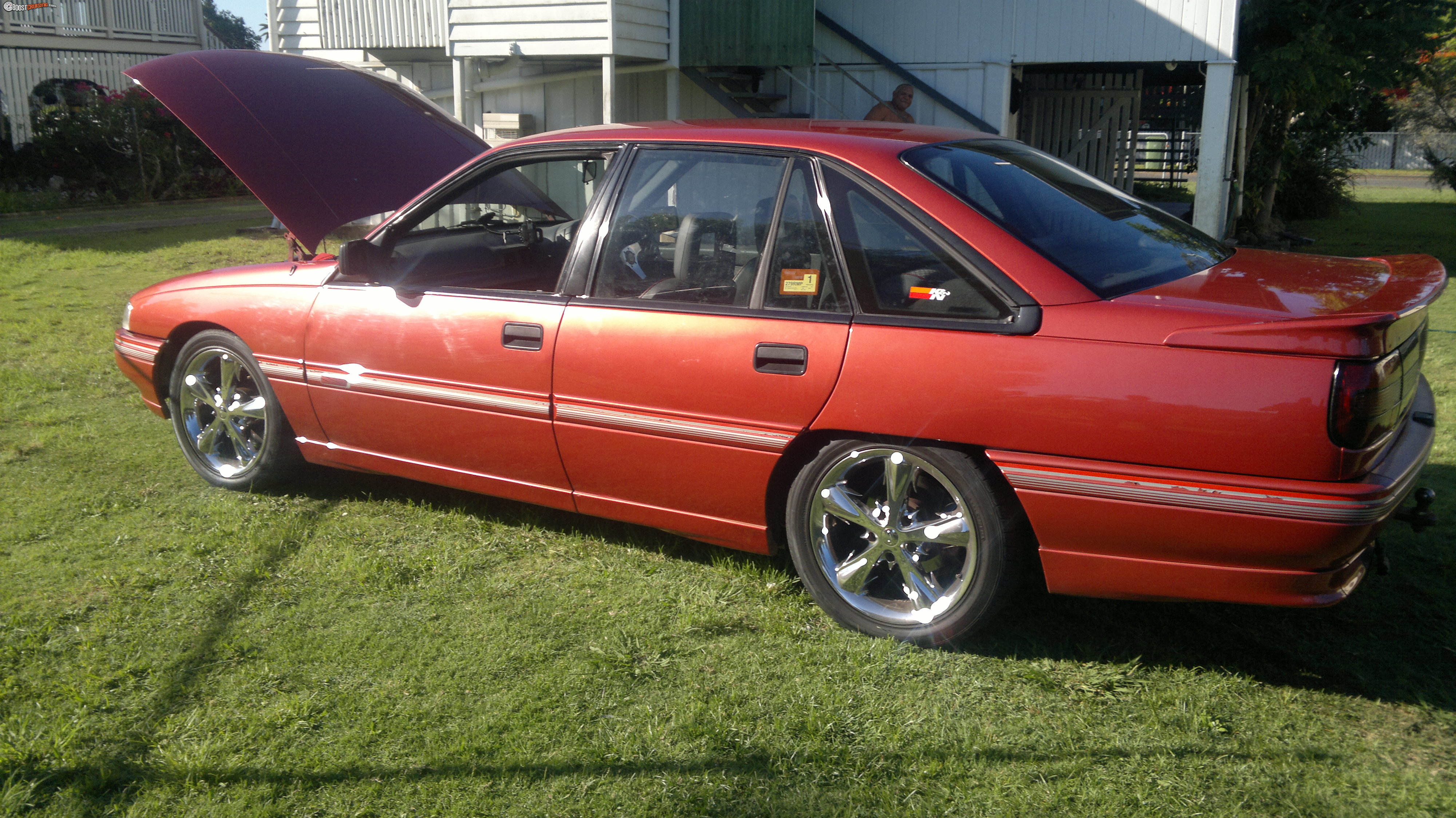 1989 Holden Commodore Vn Ss Boostcruising