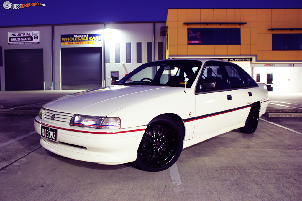 1991 Holden Commodore Vn Rsv Boostcruising